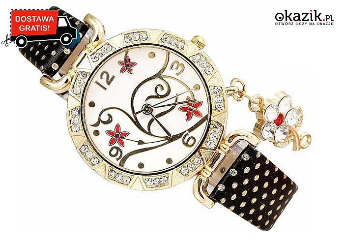 Zegarek jak biżuteria