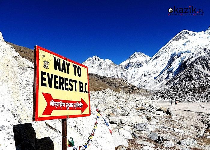 Nepal w cieniu Everestu