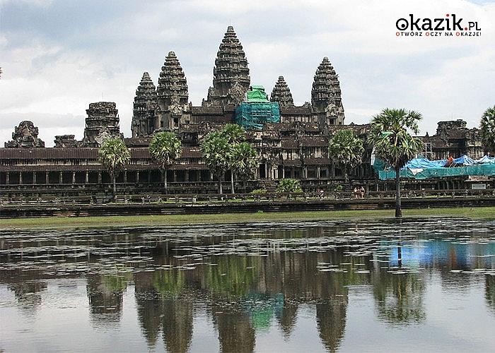 Wycieczka do Tajlandii oraz Kambodży.Krainy uśmiechu i życzliwości