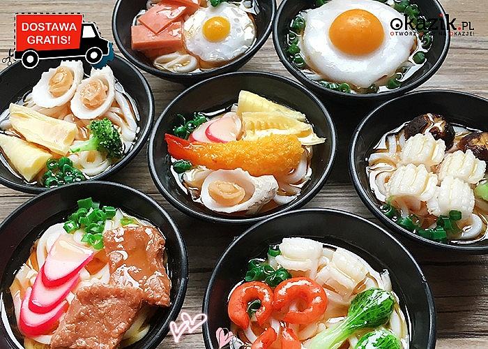 Magnesy inspirowane kuchnią wschodnią