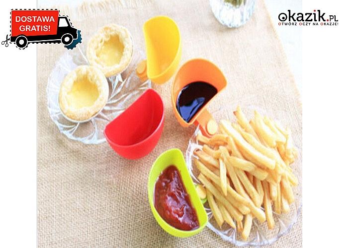 Oryginalne designerskie miseczki do sosów