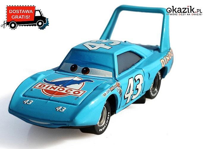 Dziecięce auto Błyskawica Zygzak McQueen