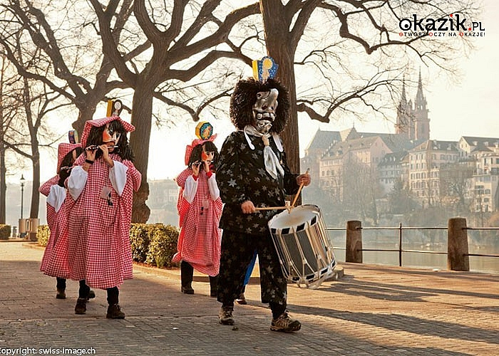 Karnawał w Szwajcarii