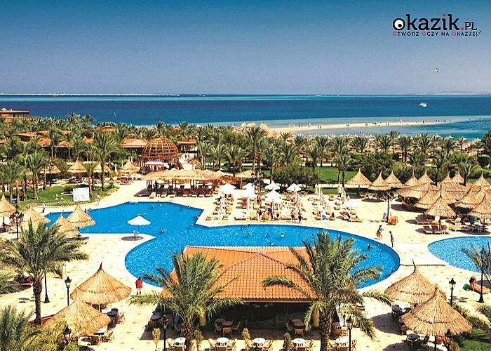 Egipska Hurghada na początek roku