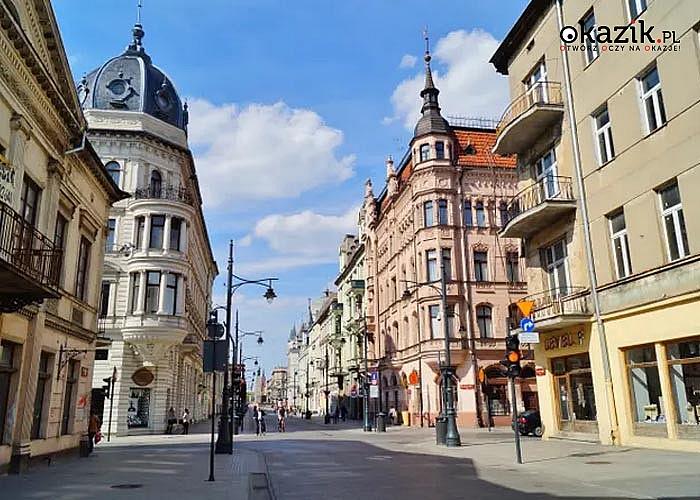 Łódź – Polski Manchester