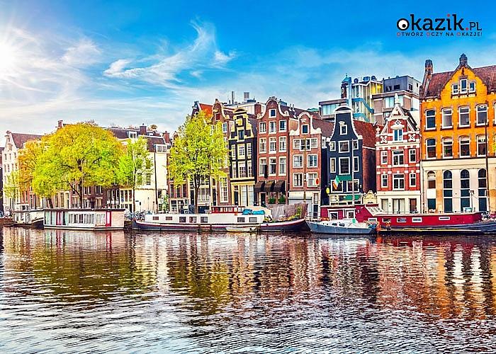 Noc Muzeów w Amsterdamie!