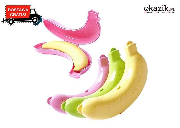 Pojemnik do przechowywania banana