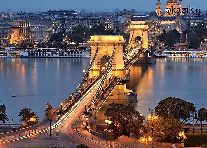 Budapeszt z Zakolem Dunaju