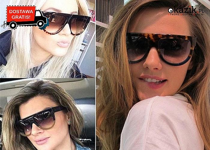 : Damskie okulary przeciwsłoneczne