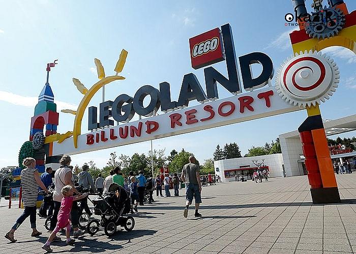 Duński Park Legoland
