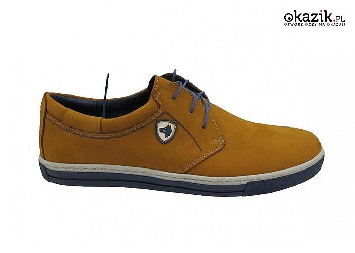 Polskie buty męskie