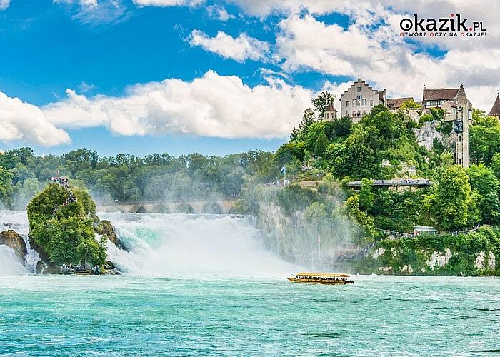 Wyspa Mainau i Wodospad Rheinfall
