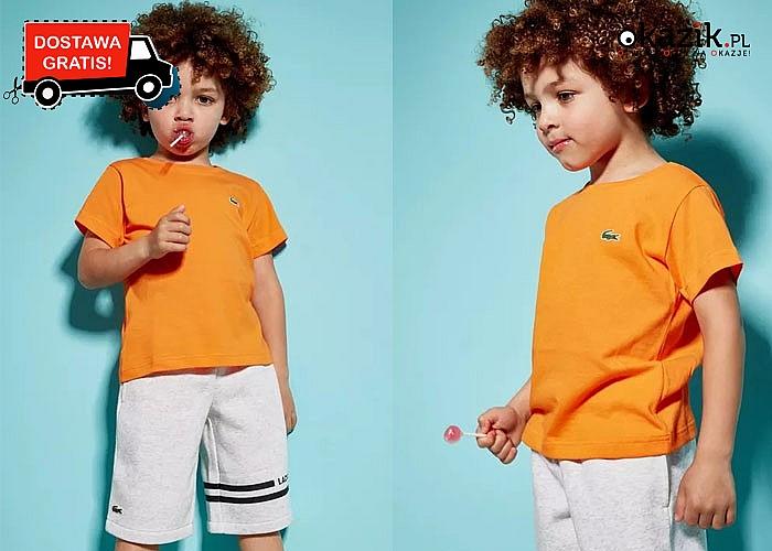 Bluzka dziecięca Lacoste