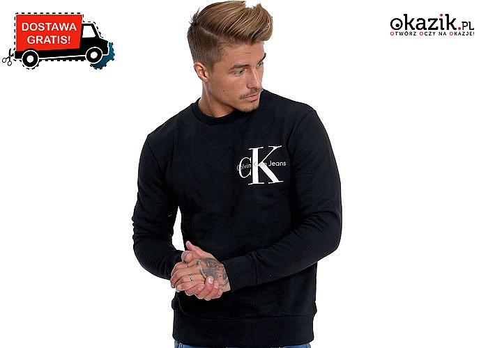 Klasyczna bluza Calvin Klein