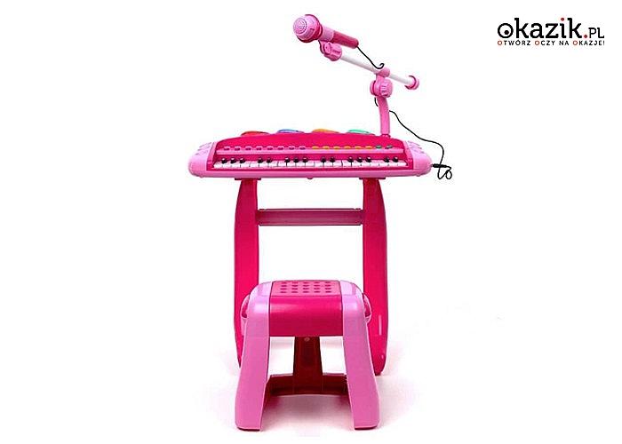 Organy z mikrofonem
