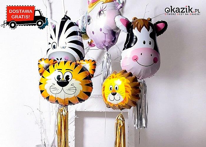 Balon zwierzę
