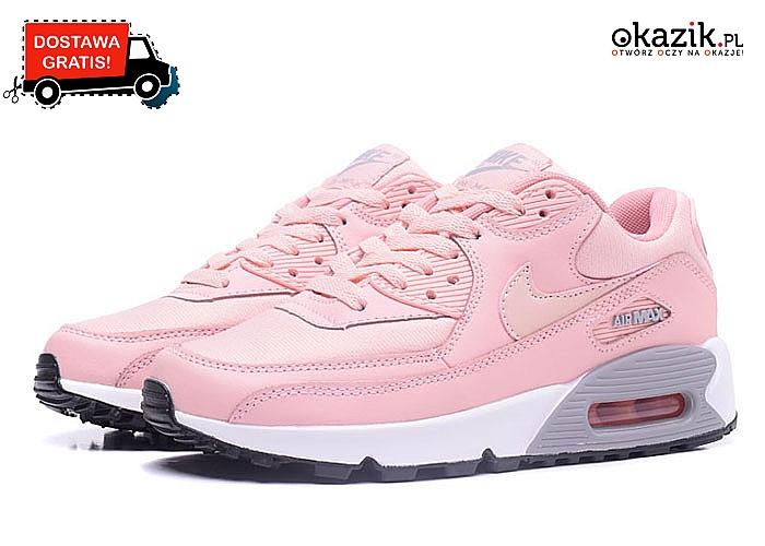 Różowe Nike Air Max 90