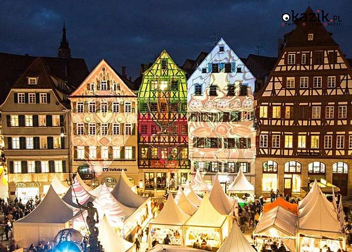 Świąteczny Festiwal Czekolady w Tybindze + Hohenzollern