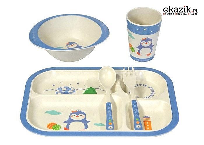 Zestaw obiadowy dla dziecka