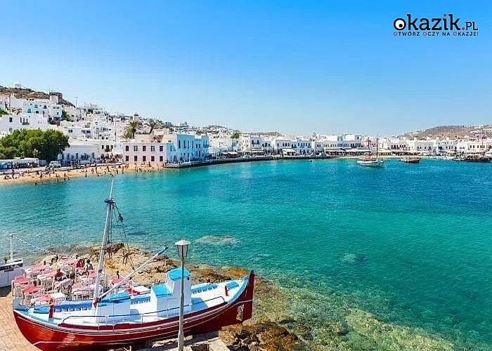 Grecki urlop w Nikos Hotel