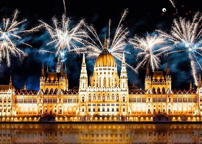 Sylwester w Budapeszcie