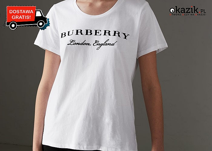 Bluzka damska Burberry