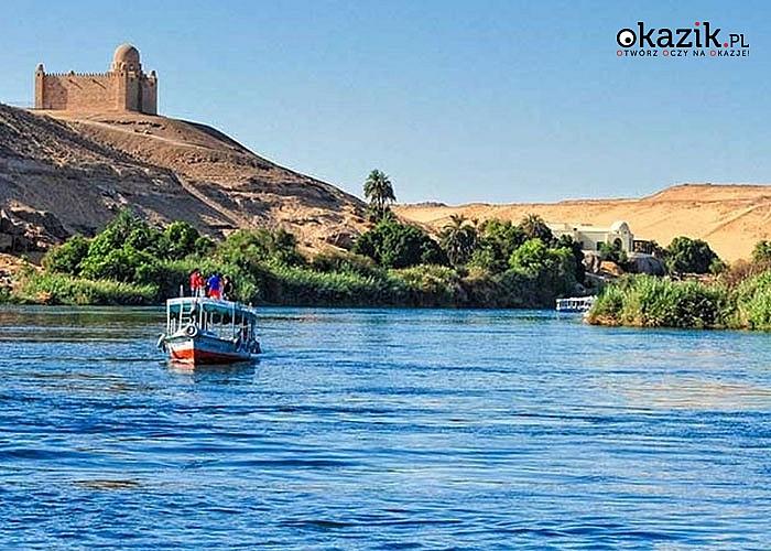 Rejs po Nilu!
