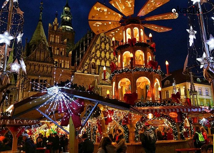 Świąteczny Jarmark we Wrocławiu