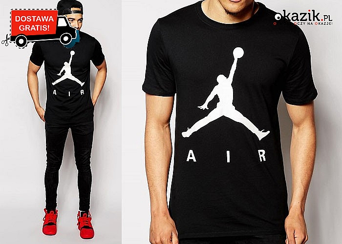 Koszulka z Michaelem Jordanem