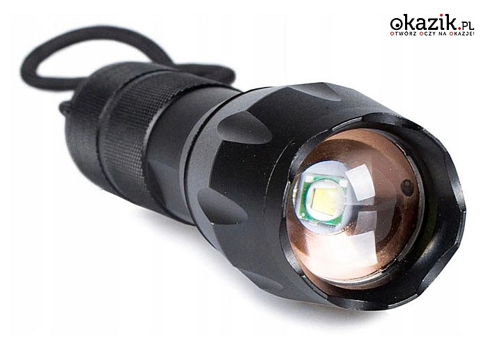 Profesjonalna latarka wojskowa