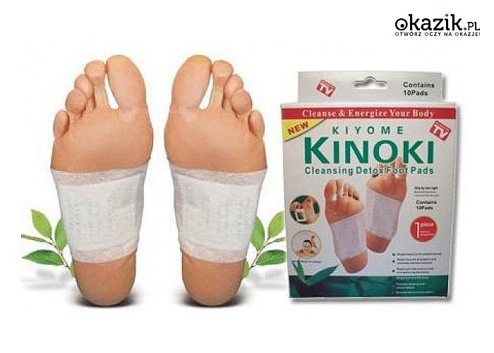 Plastry Kinoki