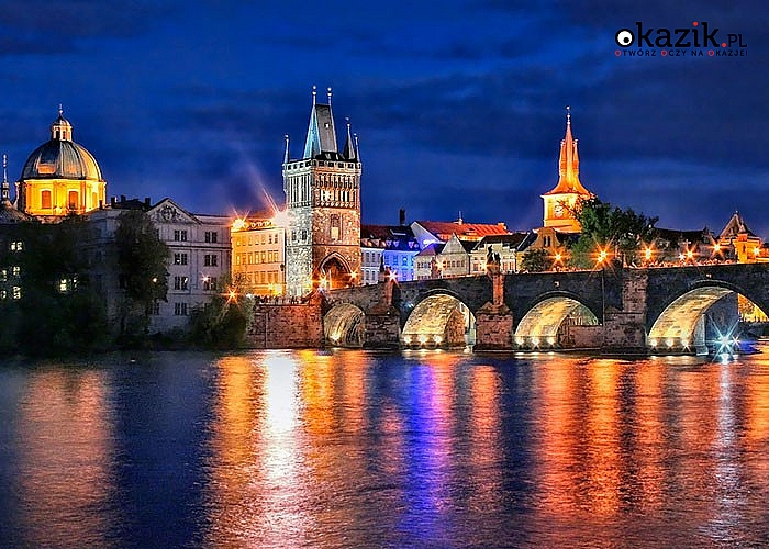 Praga na Walentynki