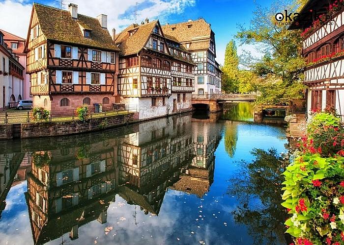 Jarmark Świąteczny Strasburg + Colmar