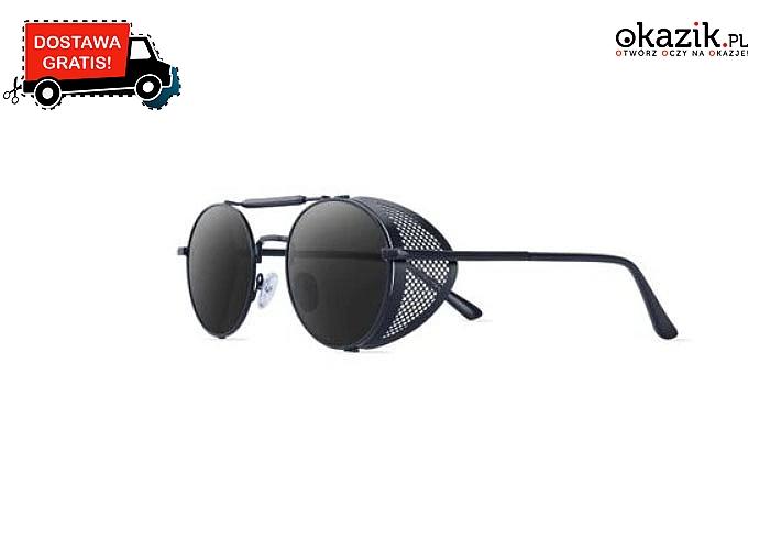 Okulary steampunk