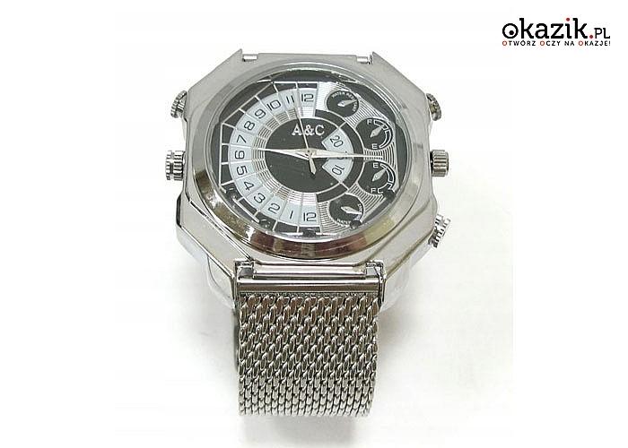 Zegarek szpiegowski