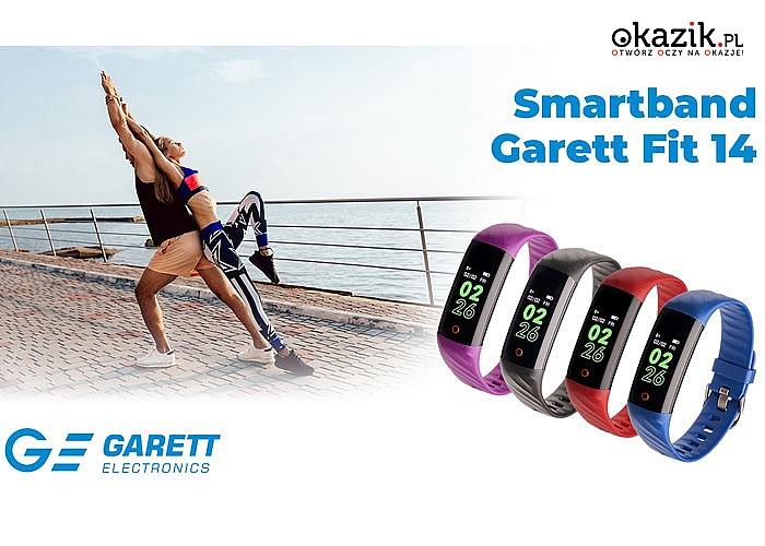 Smartband Garett Fit 14