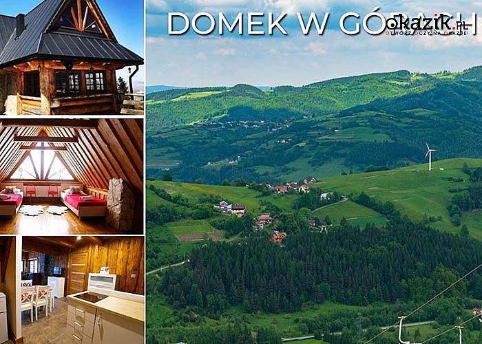 Chatka Rogasiowa w górach