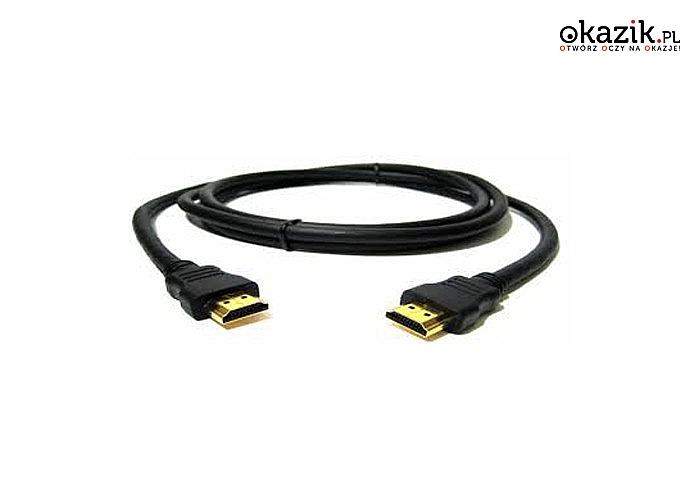 Kabel HDMI 1.4a