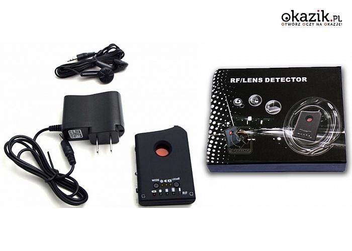 Detektor podsłuchów