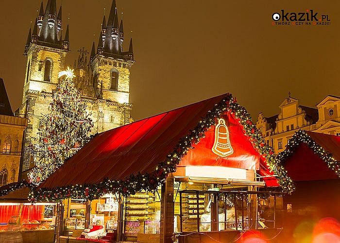 Jarmark Świąteczny w Pradze