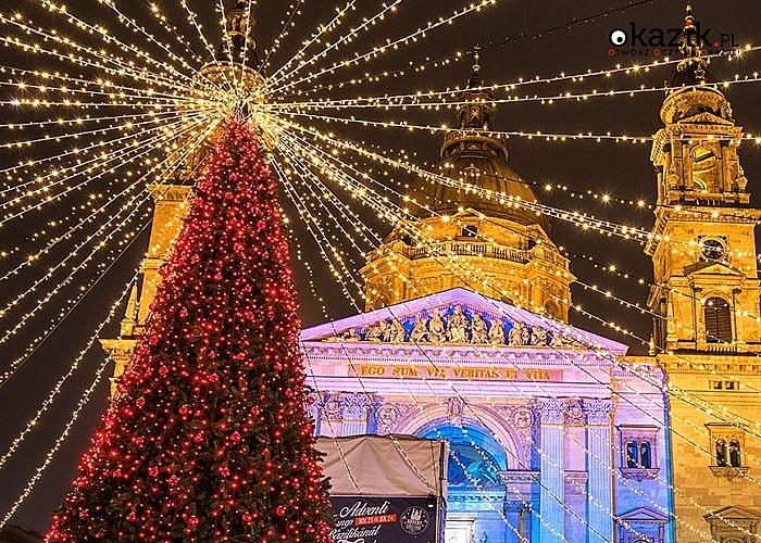Świąteczny Budapeszt BB