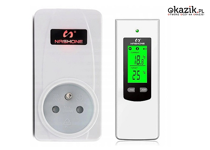 Bezprzewodowy termostat