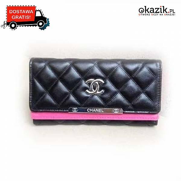 f2bb675dce66c Eleganckie i funkcjonalne portfele damskie Chanel