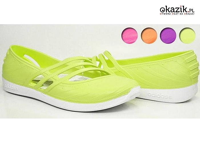 d121188492 Buty damskie – balerinki ADIDAS QT COMFORT! WYSOKA JAKOŚĆ i WYGODA  noszenia! 4 kolory