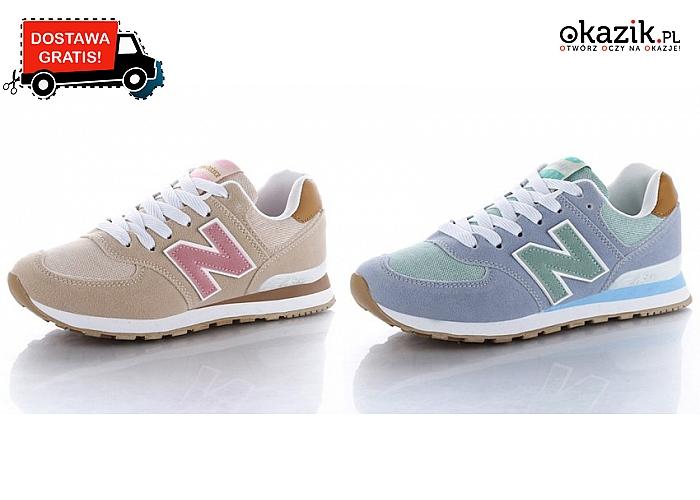 316a79ab61c0e Wygodne buty sportowe New Balance damskie, stylowe i modne. Wysyłka GRATIS!  (199