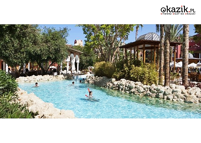 Słońce, plaża i relaks w komfortowych warunkach all inclusive. Hotel GRAND RESORT***** w Egipcie, Hurghada. (od 1814 zł)