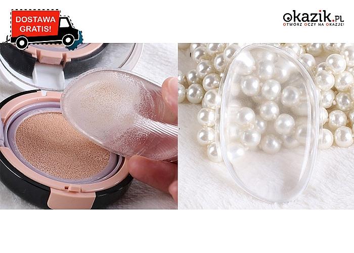 Rewolucyjny produkt do makijażu! Silikonowa gąbeczka Silisponge (9,99 zł)