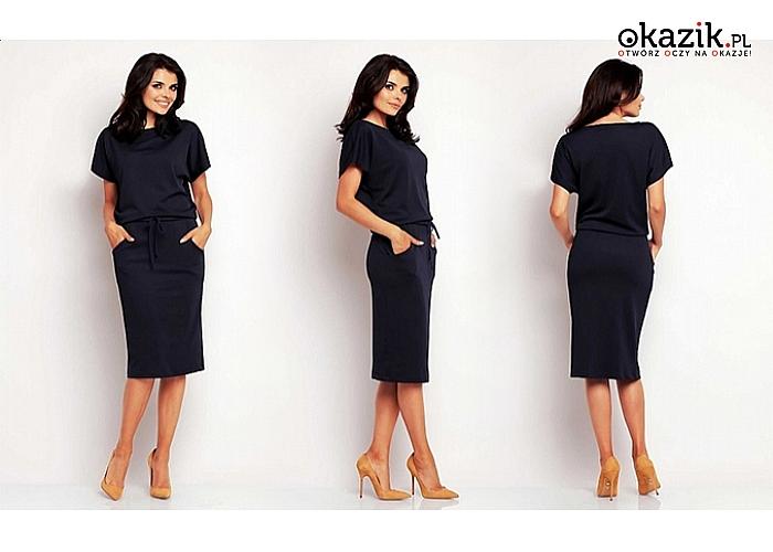 7ccd29e11b Eleganckie sukienki letnie  minimalistyczny styl i klasyczne wzornictwo.  (139 zł)