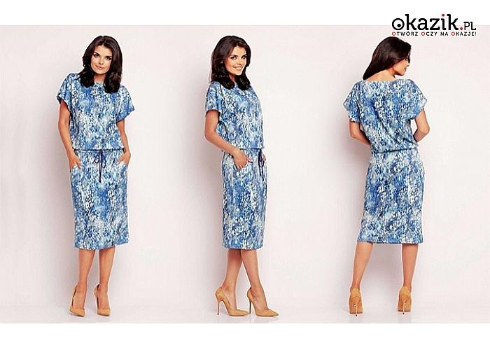 e4c09bd577 Eleganckie sukienki letnie  minimalistyczny styl i...