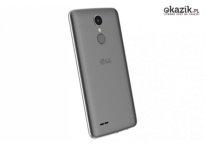 LG Electronics: K8 2017 Dual Sim Titan